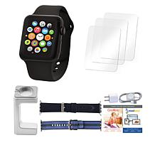 Apple® Series 3 Sport Watch with Extra Bands and Stand