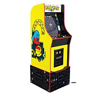 Arcade1Up 5' Pac-Man Arcade Machine with Riser and Light-up Marquee
