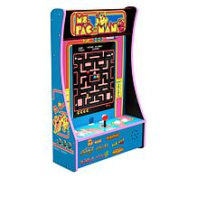 Deals on Arcade1Up 8-in-1 Ms. Pac-Man Partycade Arcade with 8 Games