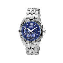 Armitron Men's Multifunction Stainless Steel Watch