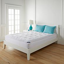 """""""As Is"""" Concierge Collection 2"""" Overfilled Coolmax® Mattress Topper"""