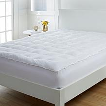 """""""As Is"""" Concierge Collection Reversible All Seasons Mattress Topper"""
