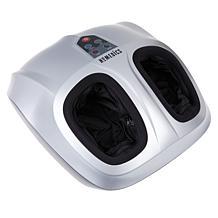"""As Is"" HoMedics Shiatsu Air 2.0 Foot Massager"