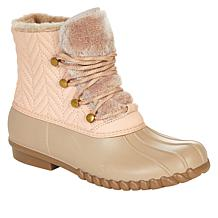 Baretraps® Flash Lace-Up Duck Boot with Stay Dry System