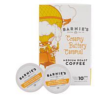 Barnie's Coffee Creamy Buttery Caramel Single Serve Pods