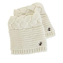 BEARPAW® 2-pack Cable Knit Boot Toppers