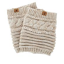BEARPAW® Marled Knit Boot Toppers