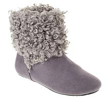 BEARPAW® Natoma III Faux Curly Lamb Travel Boot