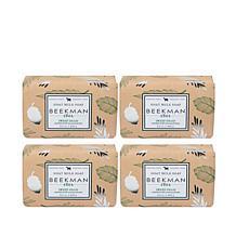Beekman 1802 Goat Milk Bar Soap 4-piece Set
