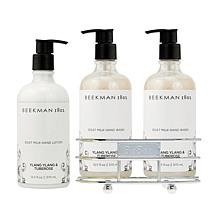 Beekman 1802 Ylang Ylang & Tuberose Wash & Lotion Caddy Set Auto-Ship®