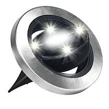 Bell + Howell 6-pack Swivel 4-LED Disk Lights