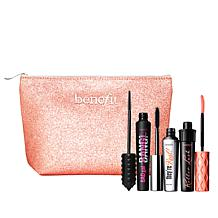 Benefit Cosmetics Mascara Trio with Pink Sparkle Bag