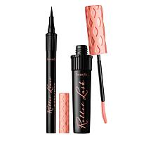 Benefit Cosmetics Roller Liner Eyeliner and Roller Lash Mascara Duo