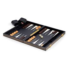 Bey-Berk Wenge Wood Backgammon Set