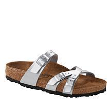 Birkenstock Franca Birko-Flor Slide Sandal