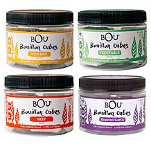 BOU (12) 2.5 oz. Best of Bouillon Assorted Cubes