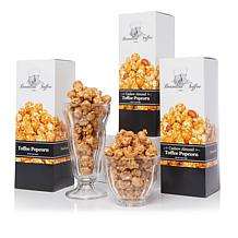 Brandini Toffee Popcorn 12 oz. Bundle 3-pack