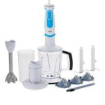 Braun Multiquick 5 Vario Hand Blender with 5-Cup Spiralizer & Chopper