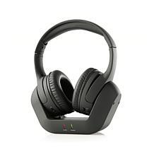 Brookstone Digital Wireless TV Headphones with Base