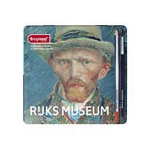 Bruynzeel Dutch Masters Watercolor Pencil Set 24-pack