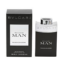 Bvlgari Black Eau De Toilette Spray, Black & Silver Box - 3.4 oz.
