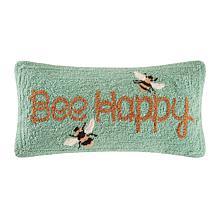 C&F Home Bee Happy Pillow