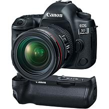Canon EOS 5D Mark IV DSLR Camera with 24-70mm f/4L II Lens