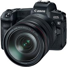 Canon EOS R Mirrorless Digital Camera w/RF 24-105 IS USM Lens
