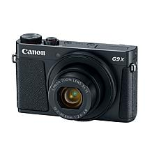 Canon PowerShot G9 X Mark II 20.1MP, 3X Optical Zoom Camera Bundle