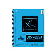 Canson XL Mixed Media Wire Bound Pad - 60 Sheets