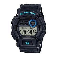 Casio Men's G-Shock Watch, Black Strap