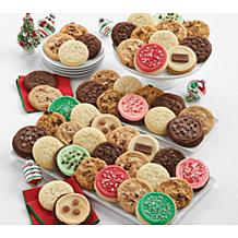 Cheryl's 50-Piece Holiday Cookie Assortment