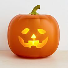 Cinemates Jabbering Jack 3-Theme Animated Pumpkin with Songs and Jokes