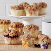 Clarkson Avenue 24-count Variety Pack Crumbkins Mini Crumb Cakes