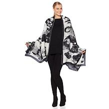 Clever Carriage Travel In Style Silk Scarf