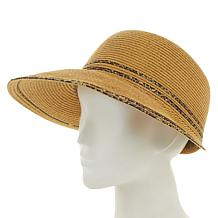Collection 18 Face-Framer Hat with UV Protection