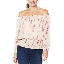 Colleen Lopez Peasant Blouse
