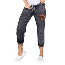 Concepts Sport Baltimore Orioles Women's Knit Capri Pant