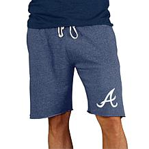 Concepts Sport Mainstream Men's Knit Short - Braves