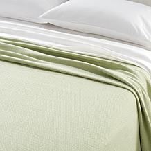 Concierge Collection 100% Cotton Blanket