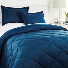 Concierge Collection 100% Polyester 3-piece Comforter Set