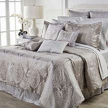 Concierge Collection 16-piece Jacquard Comforter Bedding Set