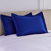 Concierge Collection 2-piece Microfiber Pillow Shams