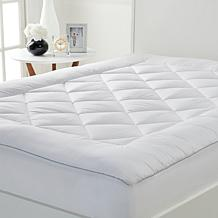 Concierge Collection Clean Comfort Mattress Pad