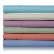 Concierge Rx Copper Infused Microfiber 4pc Sheet Set