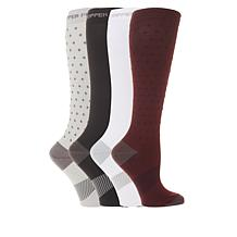 Copper Fit™ 4-pack Women's Compression Socks