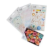 Craft Factory Creations Flowers and Embellishments