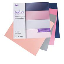 Crafter's Companion Pearlescent Paper Pad