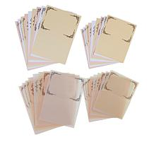 Crafter's Companion Set of 2 Vellum & Card Insert Pads