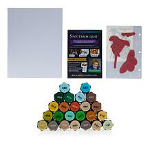 Crafter's Companion Spectrum Noir Markers and Stamps